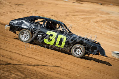 Dirt Oval - August 3, 2013