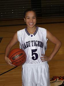 Dar Varsity Basketball Girls 2008