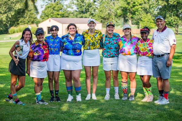 09-13-2021 Girls Golf Senior Night