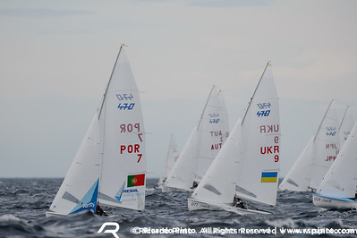 ISAF Worlds'14 D7 Racing