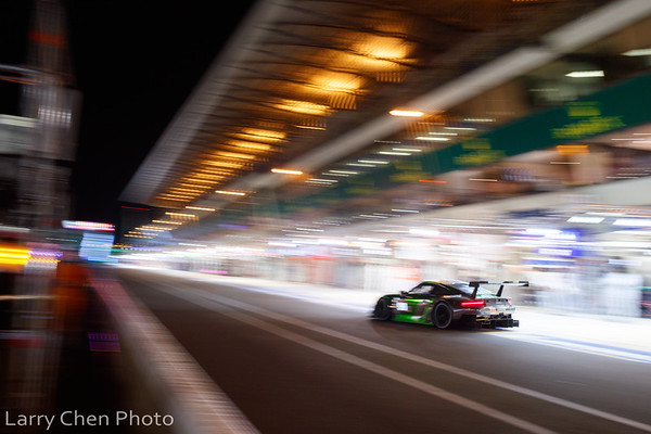 2018 24 Hours of Lemans