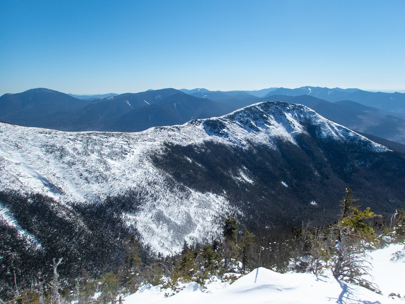 2019 Bondcliff, Bond and West Bond in the Pemigewasset Wilderness