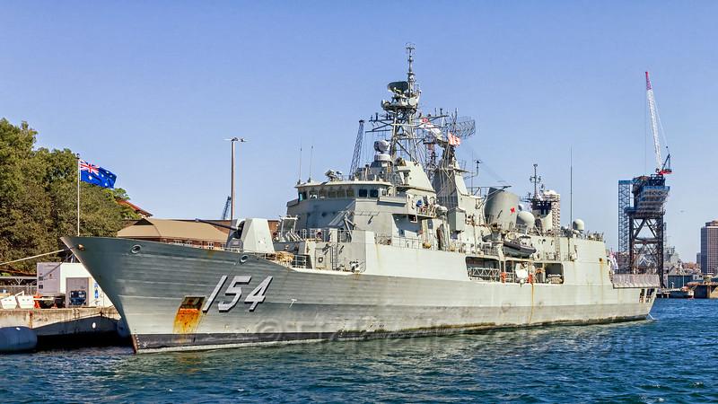 HMAS Parramatta (FFH 154)