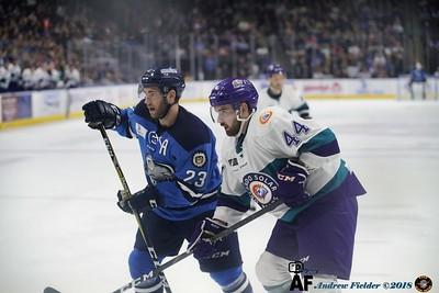 Orlando Solar Bears Vs Jacksonville Icemen 12/28/2021