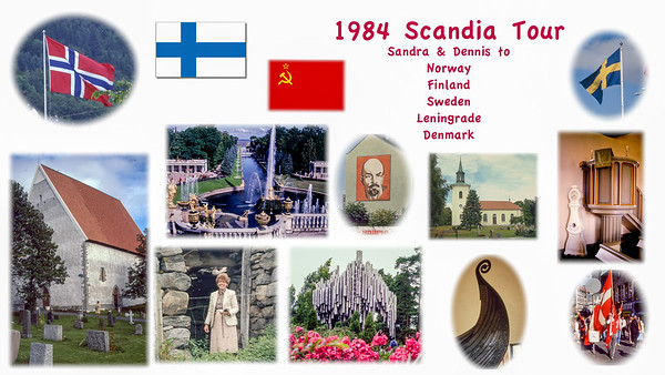 1984 Scandia Tour