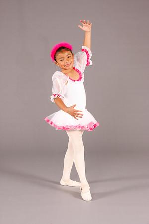 Client job: Montecito School of Ballet