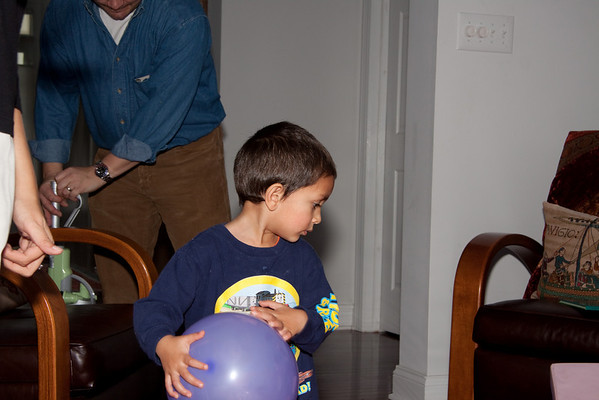Dharma's Birthday