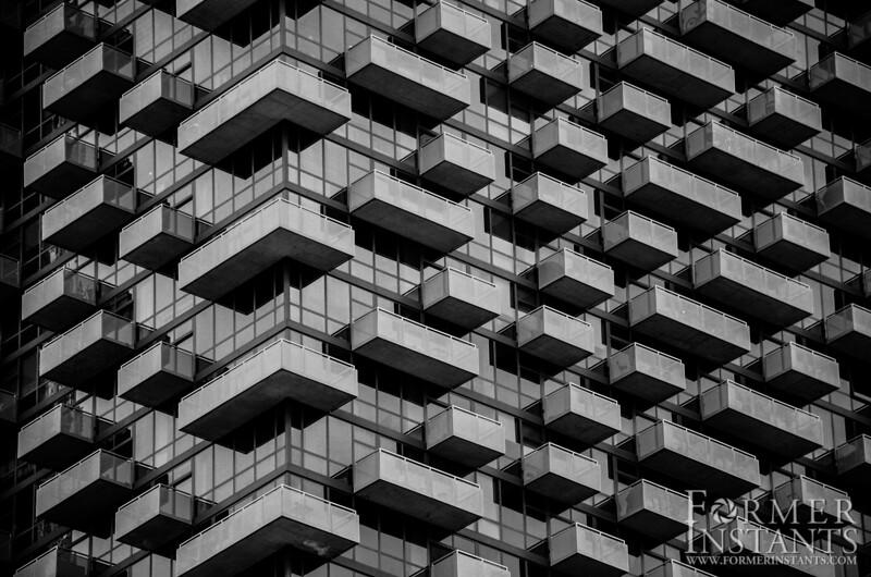 B&W Balconies