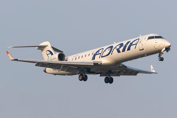 S5-AAY - Bombardier CRJ-700