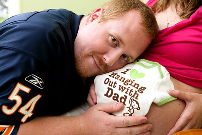 Rachel & Stephen maternity pics