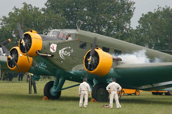F-AZJU - Junkers Ju-52 CASA 352L