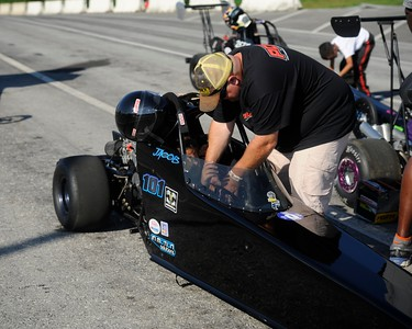 In The Lanes - Junior Dragsters