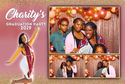 Charity's Graduation Party 5/18/2019