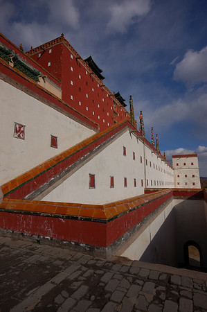 The Eight Outlying Temples - Chengde