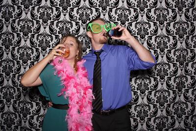 Karen + Ryan Photobooth