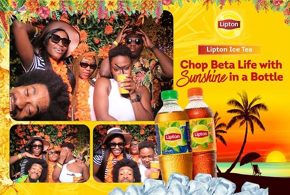 Lipton Ice Tea Chop Beta Life