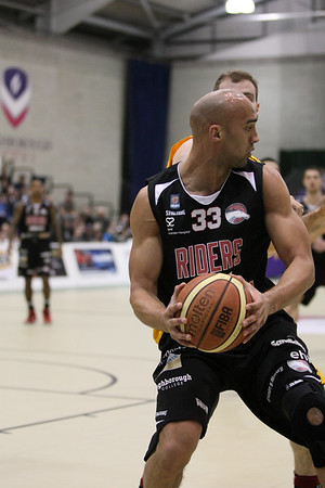 BBL Leicester v Sheffield Feb 7th 2015