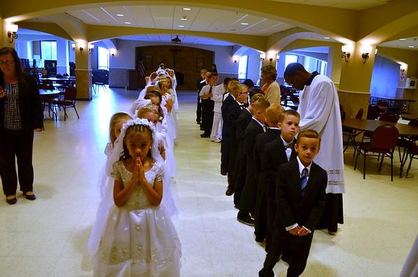 SJ First Communion 2015