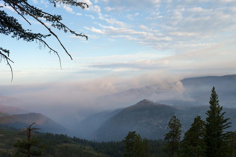 Yosemite Fire 2014