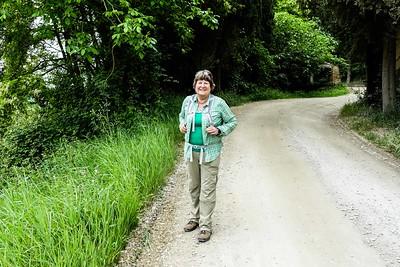 Hike to San Gimignano