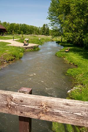 Siewers Springs in Decorah