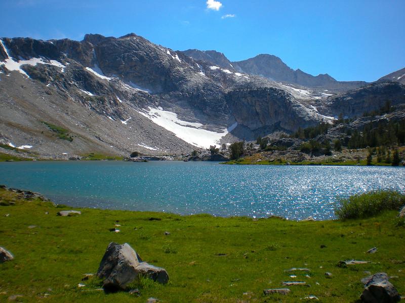Greenstone Lake (el. 10,127 ft.)