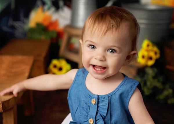 Child: Clara (1 year)