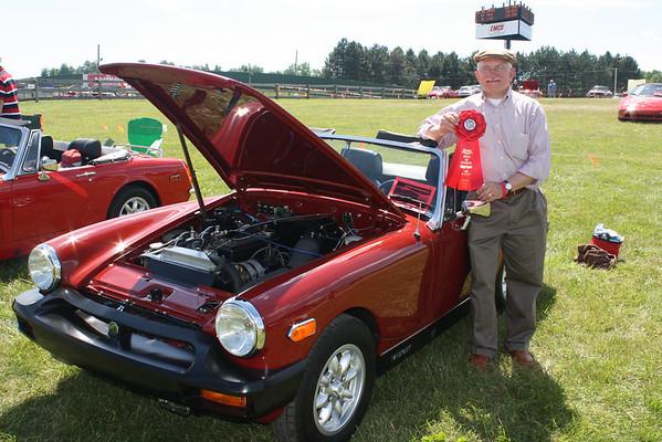 Mid-Ohio British Car Showdown 27 June 2009