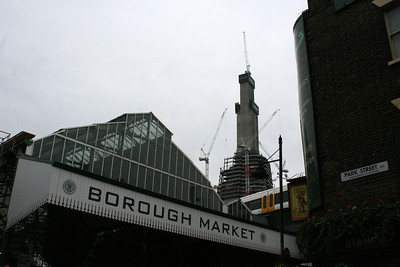 Borough Market - 13 November 2010