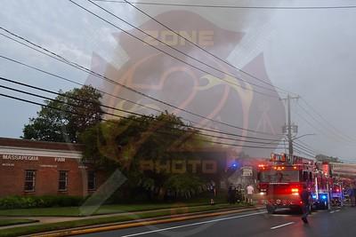 Massapequa F.D. Signal 10  Sunrise Hwy. 6/19/21