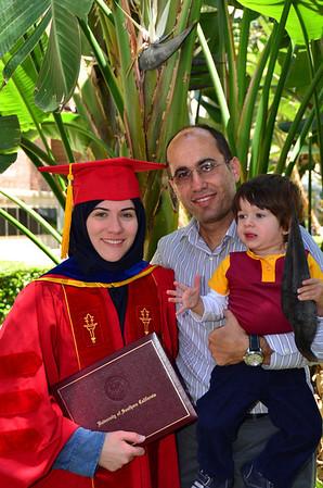 Maryam's Graduation, May'11
