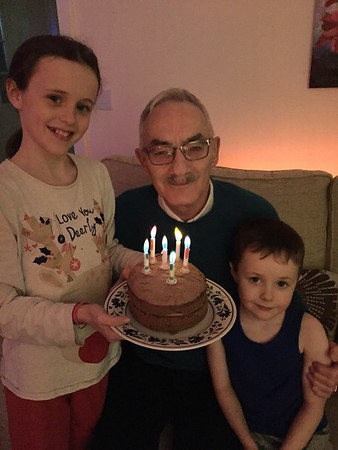 Dave's 69th Birthday