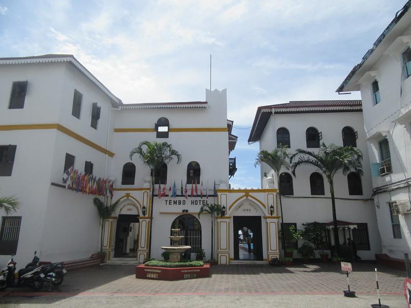 018_Zanzibar Stone Town. Tembo House Hotel. Former American Consulate, 1834-1884.JPG