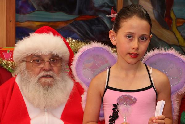 Santa's Grotto Wednesday 18 Dec 2013