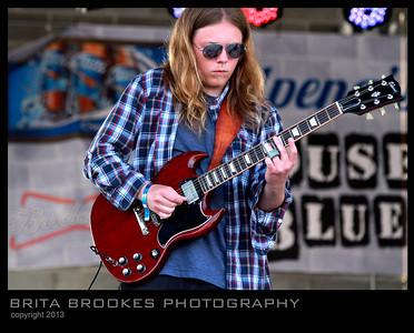 2013 Blues Festivals