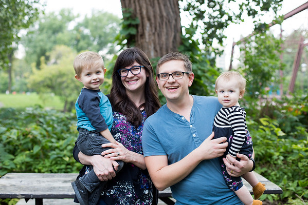 Kalyuzhny Family