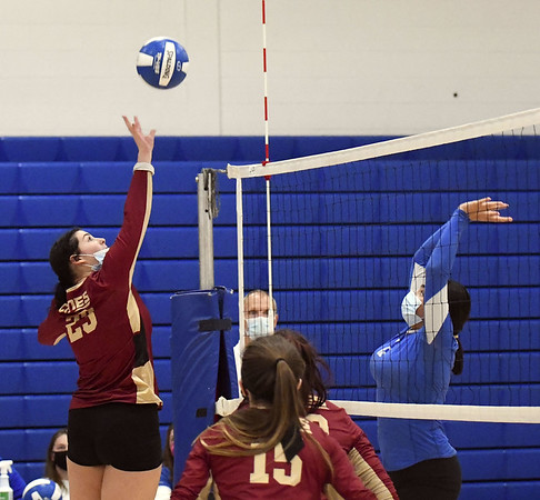 NB-PLV Girls Volleyball 10-19-20