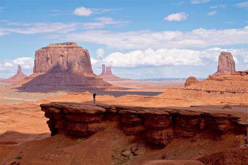 John Ford's Point Monument Valley Navajo Tribal Park