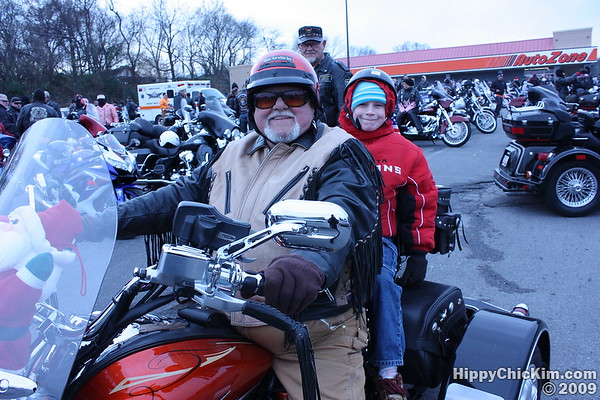 Catoosa County Toy Run 2009