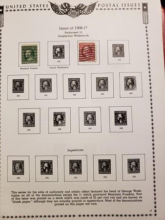 USA Stamp Collection