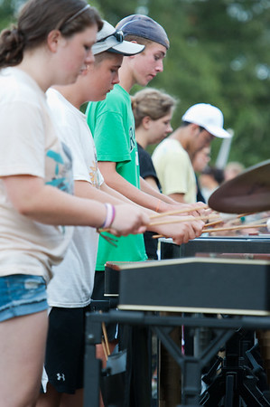 2011-07-31 to 8-4 RHS Band Camp