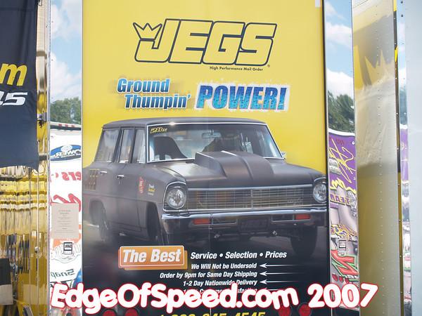 Englishtown Super Nationals 6/22/07