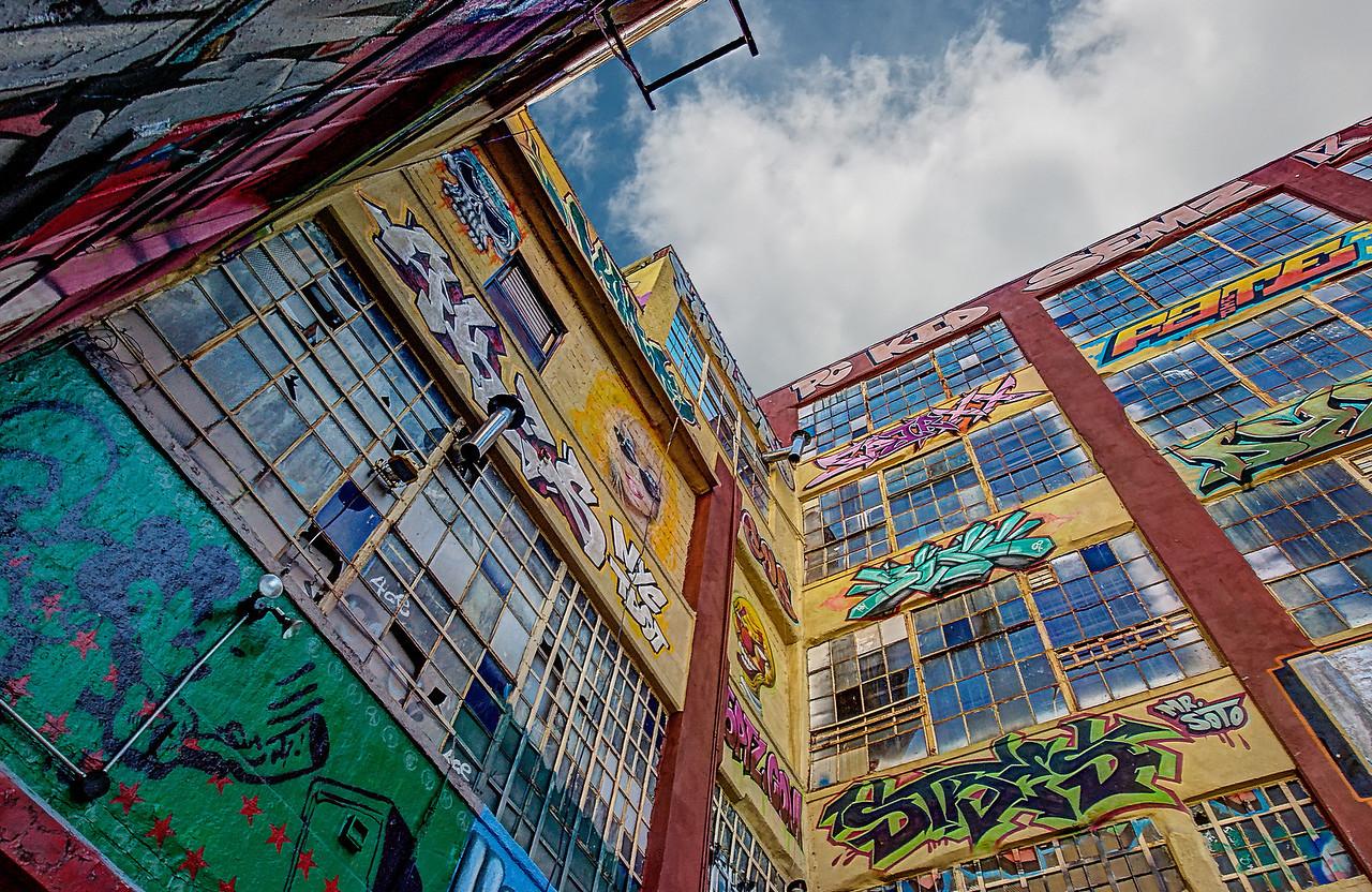 5Pointz- NY's Epicenter of Aerosol Art