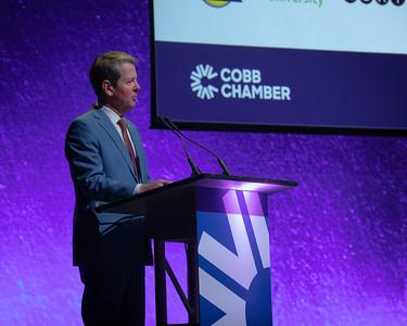 3.09.2020 Cobb Chamber Breakfast
