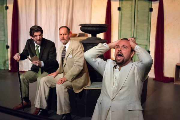 Rochester Community Players - Much Ado About Nothing