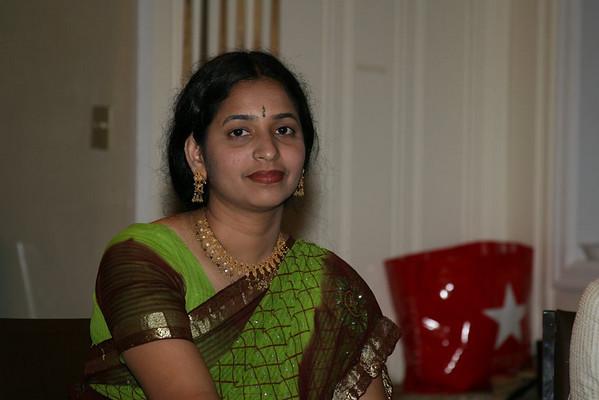 Vidya Graduation 2007