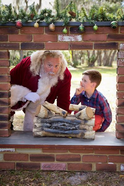 Santa Minis 2018: Miles!