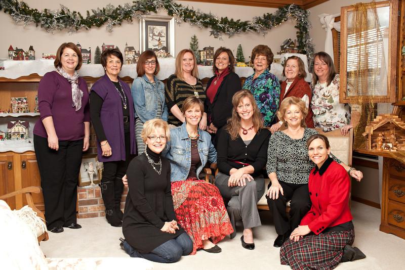 Add in Laurie Phillips, Ronnee Schweizer, Ellen Franz, Karen Ray, Linda Morgan