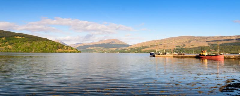 Loch Fyne at Inveraray