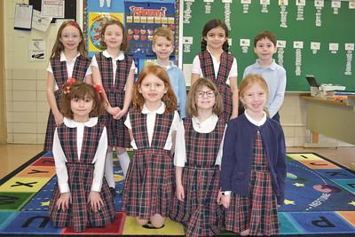 1st Grade Valentine's Day